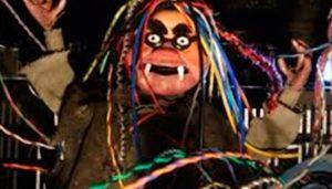 La bruja Averías, lider de los electroduendes que viven en mi coche :(